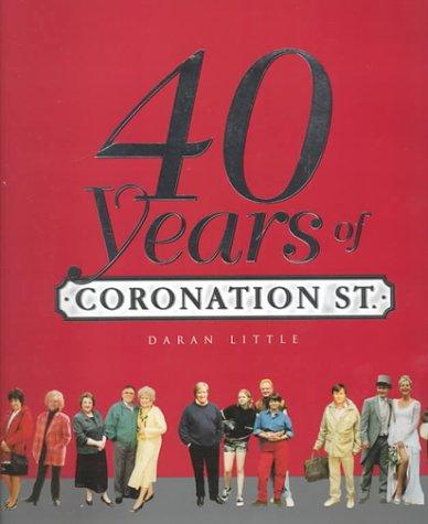 "40 Years of ""Coronation Street"": Daran Little"