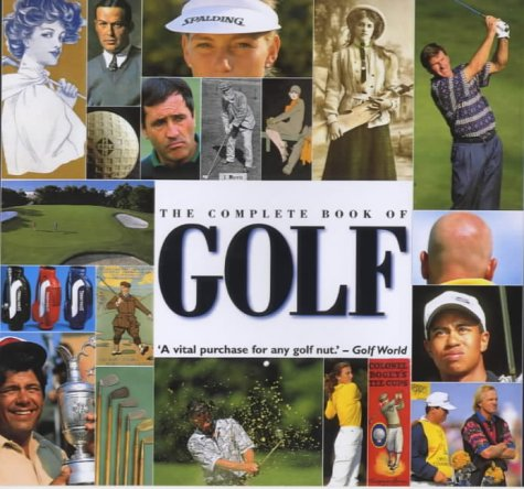 9780233998589: The Complete Book of Golf