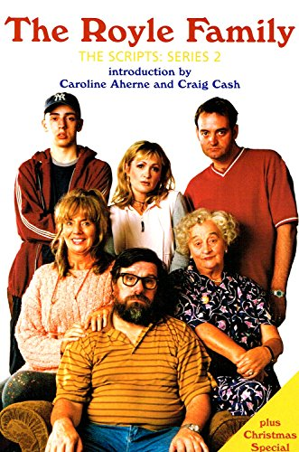 THE ROYLE FAMILY, the Scripts: Series 2 Plus Christmas Special