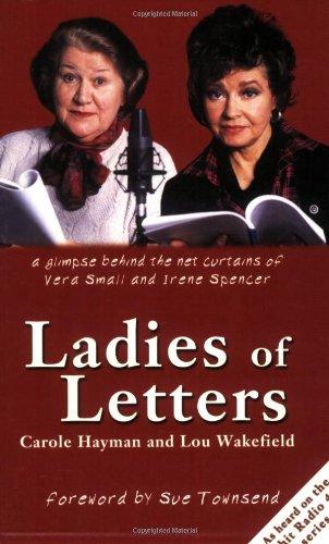 Ladies of Letters (Hit BBC Radio 4 Comedy)
