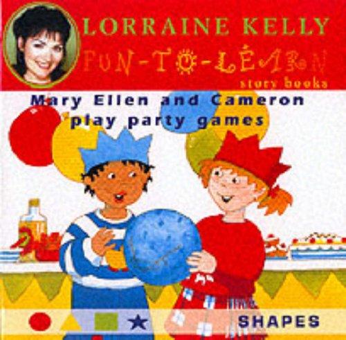 Mary Ellen and Cameron Play Party Games: Lorraine Kelly, Lynn