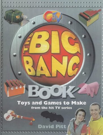 The Big Bang Book: Pitt, David
