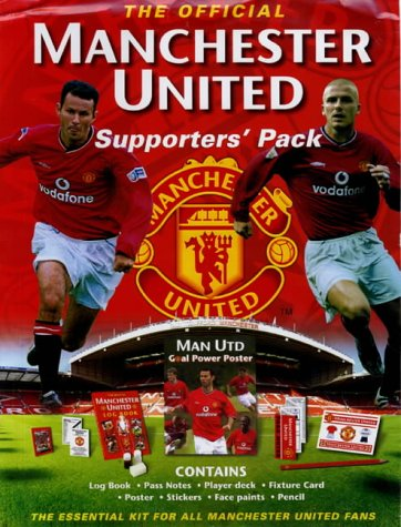 9780233999890: The Official Manchester United Football Supporters' Pack