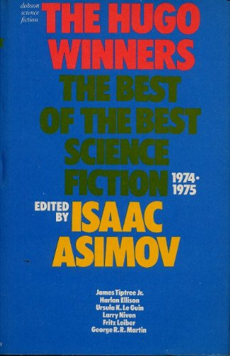 9780234720882: The Hugo Winners, Vol. 3, Part 3, 1974-1975 (The Best of the Best Science Fiction)