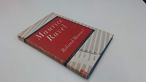 9780234770160: Maurice Ravel