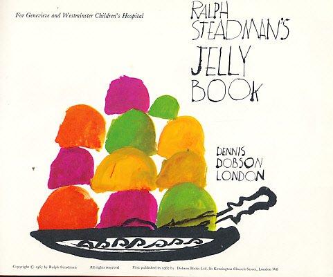 Jelly Book (0234770309) by Ralph Steadman