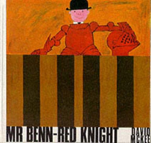 9780234770337: Mr. Benn Red Knight