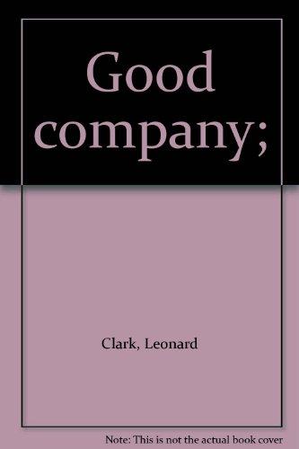 9780234770849: Good Company