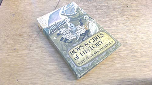9780234770931: Boys and Girls of History