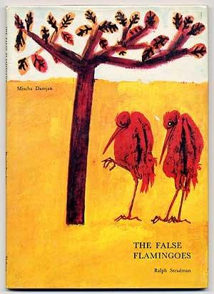The False Flamingoes.: Mischa Damjan and Ralph Steadman.