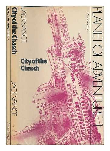 CITY OF THE CHASCH: Vance, John Holbrook, writing as