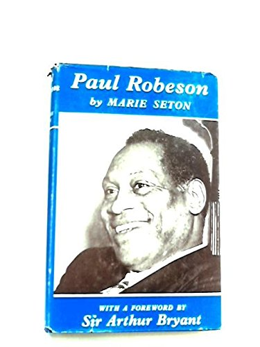 9780234772799: Paul Robeson