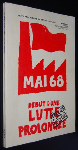 9780234772874: Atelier Populaire: Posters from the Revolution