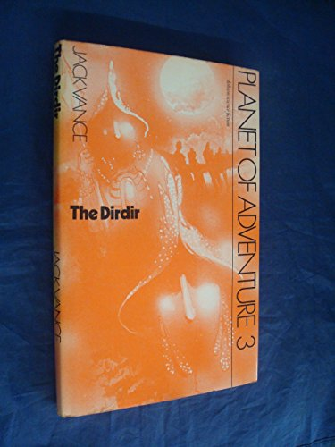 9780234773079: The Dirdir (Planet of adventure series / Jack Vance)