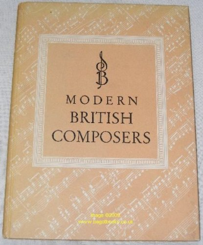 Modern British Composers (Students' Music Library): Frank, Alan
