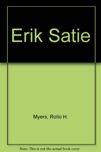 9780234773758: Erik Satie