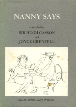 9780234777152: Nanny Says