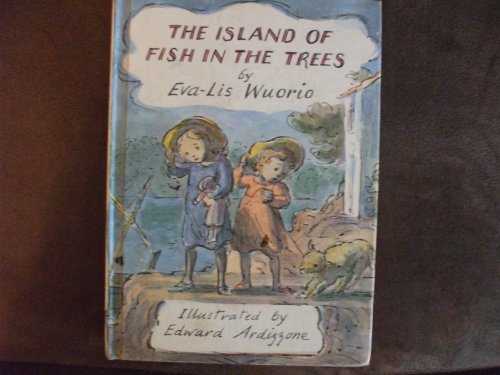9780234777916: Island of fish in the trees