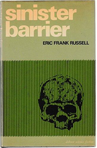 9780234779897: Sinister Barrier