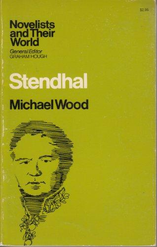 9780236154203: Stendhal (Novelists & Their World)