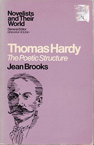 9780236154272: Thomas Hardy (Novelists & Their World)