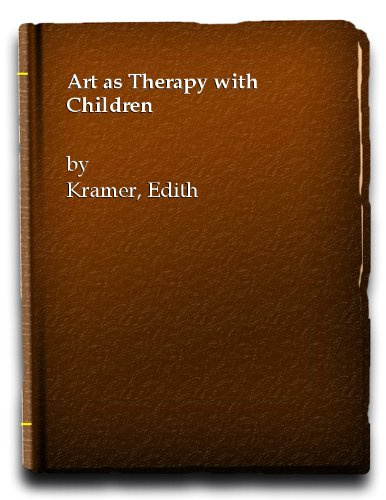 9780236154609: Art as a Therapy with Children