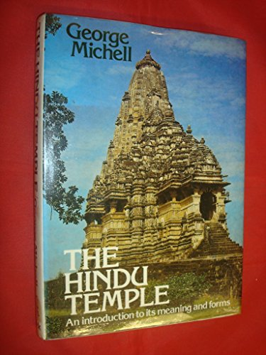 9780236400881: Hindu Temple: An Introduction to Its Meaning and Form