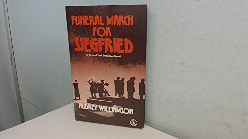 FUNERAL MARCH FOR SIEGFRIED (A Richard York Detective Novel)