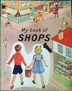 9780237280994: My Book of Shops