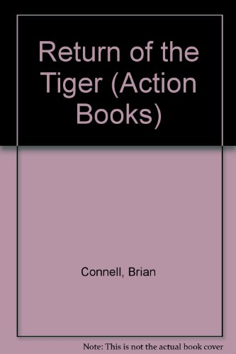 9780237287207: Return of the Tiger (Action Books)