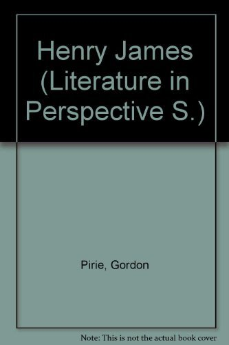 9780237350277: Henry James (Literature in perspective)