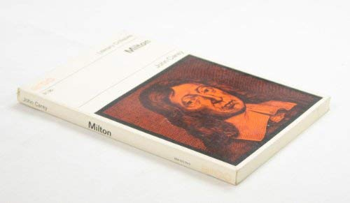 9780237445744: Milton (Literature in Perspective)