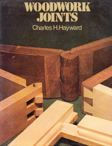 9780237447656: Woodwork Joints