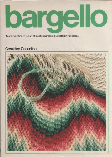9780237448332: Bargello (Crafts for Today)