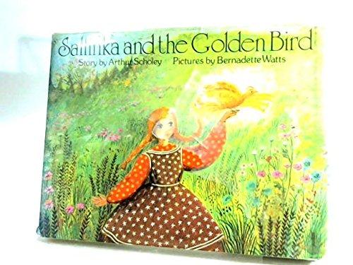 9780237448943: Sallinka and the Golden Bird