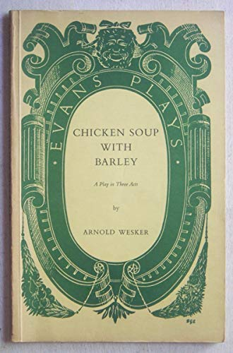 9780237491888: Chicken Soup with Barley