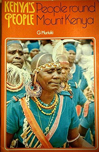 9780237498955: People Round Mount Kenya