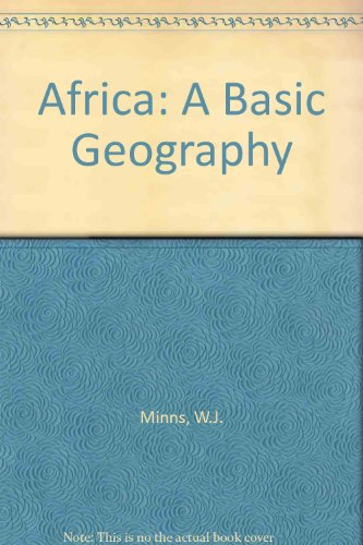 9780237506636: Africa: A Basic Geography