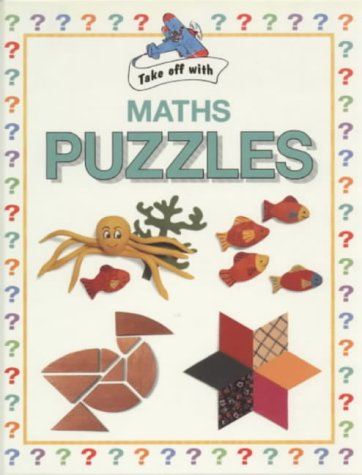 9780237515393: Take Off with Maths Puzzles
