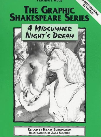 """9780237519681: A """"Midsummer Night's Dream"""": Teacher's Notes (The Graphic Shakespeare Series)"""