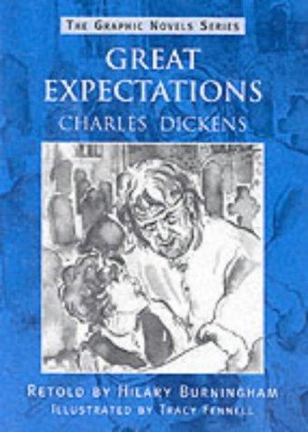 Great Expectations (Graphic Novels): Burningham, Hilary