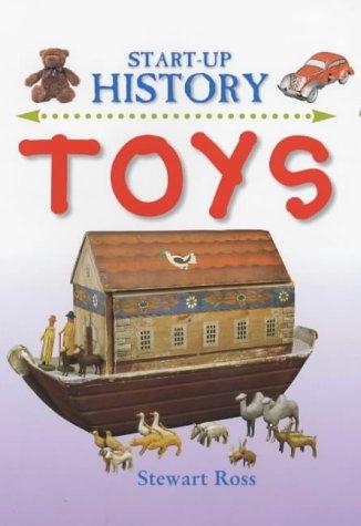9780237524081: Toys (Start-Up History)
