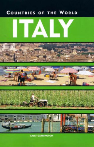 9780237526030: Italy (Countries of the World)