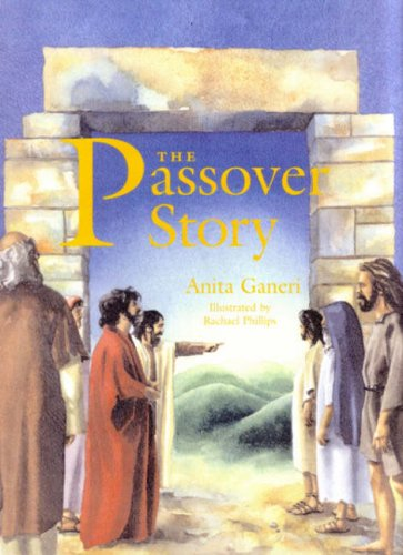 9780237526542: The Passover Story Big Book (Festival Stories)