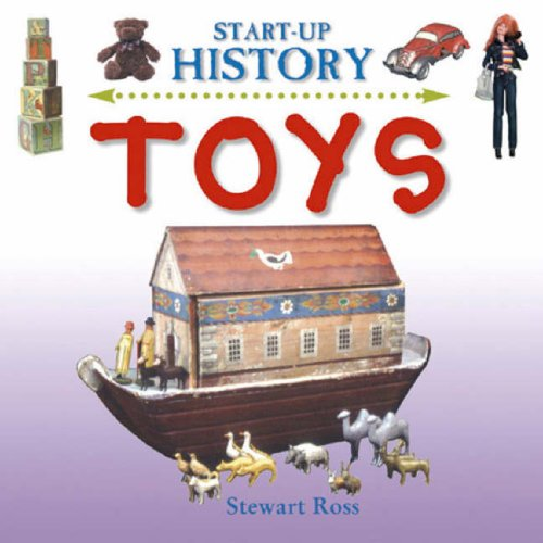 9780237528447: Toys Big Book (Start-up History)