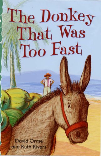 9780237529550: The Donkey That Was Too Fast (Zigzag)
