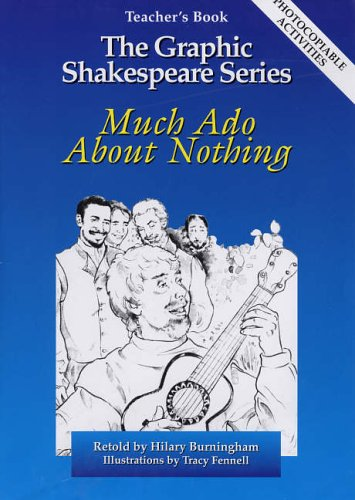 """9780237530457: """"Much Ado About Nothing"""": Teacher's Book (The Graphic Shakespeare Series)"""