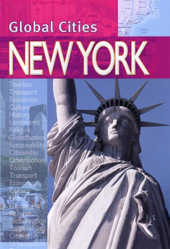 9780237531003: New York (Global Cities S.)