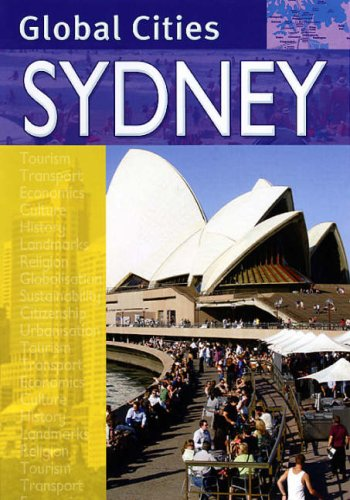 9780237531249: Sydney (Global Cities)