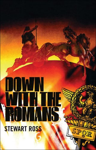 9780237531508: Down with the Romans! (Flashbacks S.)
